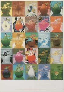 Postcard | Paul Giovanopoulos - Pear (Apidi)