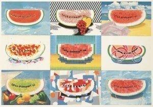 Postcard | Paul Giovanopoulos - Watermelon