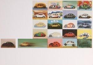 Postcard | Paul Giovanopoulos - Volkswagen V