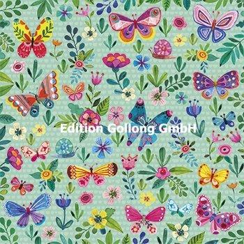 Mila Marquis Postcard | butterflies
