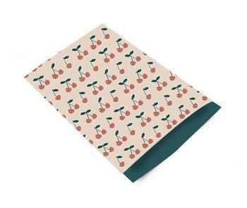 Papieren zakjes Cherry (17x25cm)