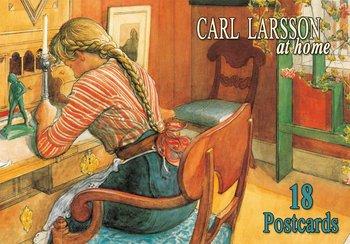 Tushita Postcard Book | Carl Larsson