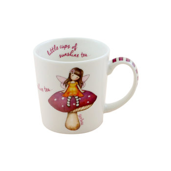 Gorjuss - Small Mug In A Gift Box - Marigold Fairy