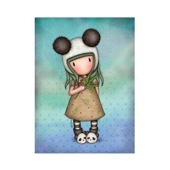 Santoro Gorjuss Greeting Card - Love Panda