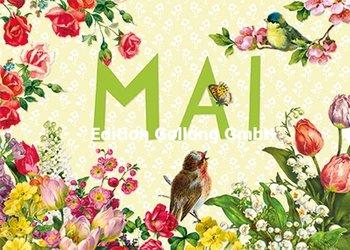 Carola Pabst Postcard   Mai (Vintage)