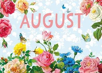 Carola Pabst Postcard   August (Vintage)