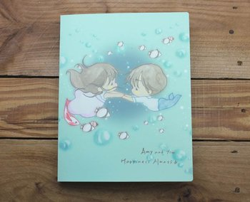 Amy and Tim 20 ring binder