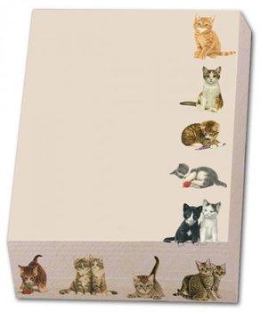 Memo blocnote: Franciens katten, Francien van Westering