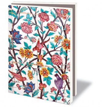 Kaartenmapje met enveloppen: Persian Tiles