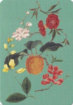 Postcard | Bloemen, Philipp Franz von Siebold, Naturalis Biodiversity Center