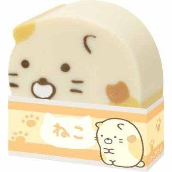 San-X Sumikkogurashi Kawaii Eraser | Neko