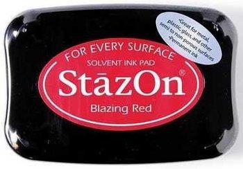 StazOn Stempelinkt | Blazing Red