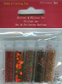 Glitter & Flitter Set | Coffee Time