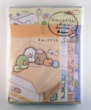 San-X Sumikkogurashi letter set LH44501
