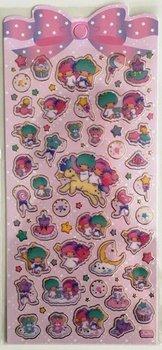 Sanrio Little Twin Stars Seal Sticker   Unicorn