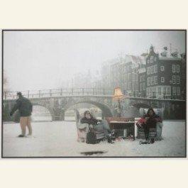 Art Unlimited Postcard | Keizersgracht Amsterdam