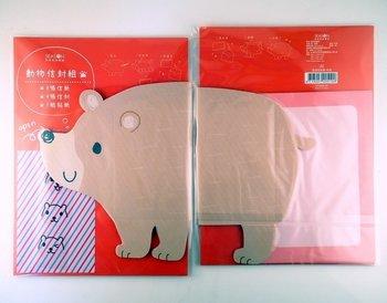 Die-Cut Letter Set   Bear