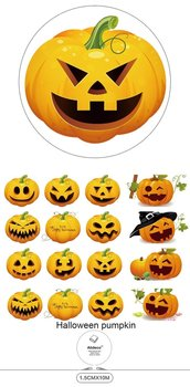 Washi Masking Tape | Halloween Pumpkin