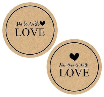 Sealing Stamp Stickers | Made with Love