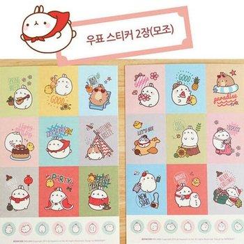 Bunny Sticker Set 3