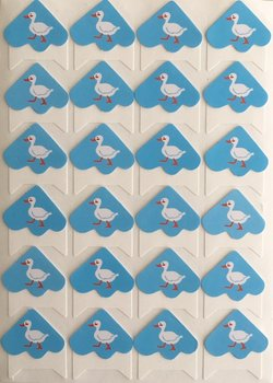 Photo Corner Stickers | Duck