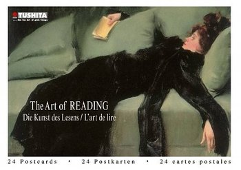 Tushita Postcard Book | The Art Of Reading