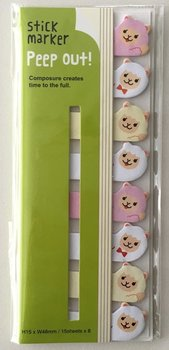 Index Sticky Notes Peep Out | Sheep