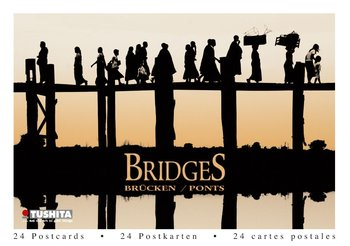 Tushita Postcard Book | Bridges