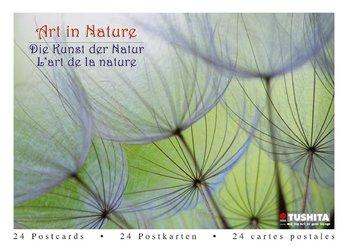 Tushita Postcard Book | Art in Nature