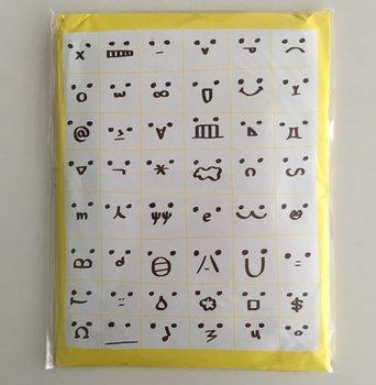 Smiley Loose Leafed Letter Paper