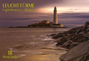 Tushita Postcard Book | Lighthouses