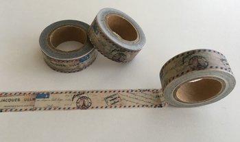Washi Masking Tape | Airmail Jacques