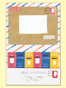 Rachel Ellen Designs Sticky Notes and Tabs | Postage