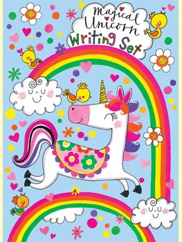 Rachel Ellen Designs Writing Set WALLET | Magical Unicorn