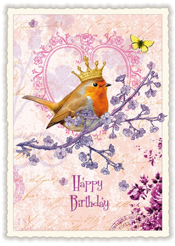Postcard Edition Tausendschoen | Happy Birthday