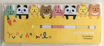 Index Sticky Notes | Yuru Animal