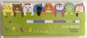 Index Sticky Notes | Yuru Bird