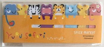 Index Sticky Notes | Yuru Safari