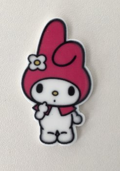 Flatbacks Planar Resin Charms | My Melody Finger