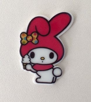 Flatbacks Planar Resin Charms | My Melody Icecream