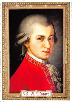 Postcard Edition Tausendschoen | W.A. Mozart