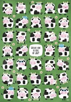 Lali Postcard | Zoekopdracht Welke koe is gek op jou?