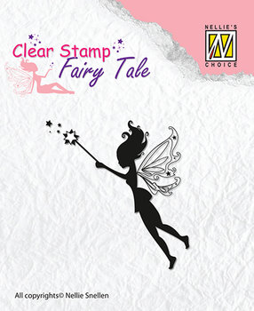 Nellie Snellen Clear Stamp | Fairy Tale-1
