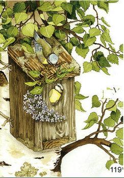 Inge Look Postcards Garden | Chaffinch