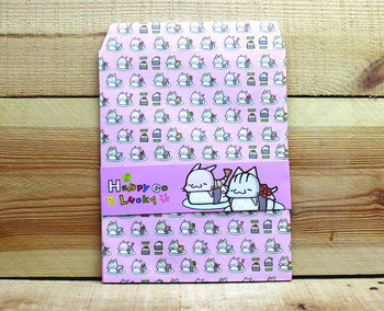 Happy Go Lucky Gift Envelopes Set