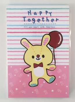 Happiness Medium Memopad | Happy Together