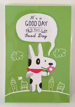 Good Day Medium Memopad | Dog