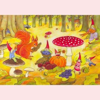 Postcard Geertje van der Zijpp | Autumn