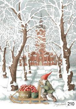 Inge Look Nr. 210 Postcards | Christmas