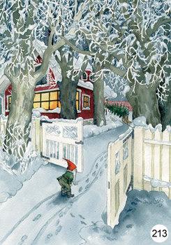 Inge Look Nr. 213 Postcards | Christmas